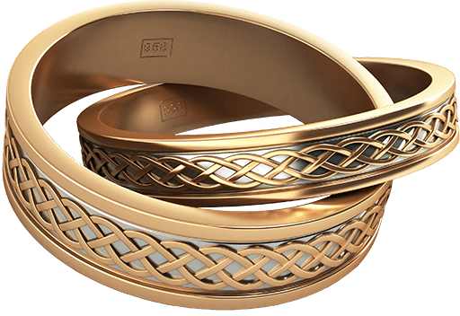 Engraved Ring Example